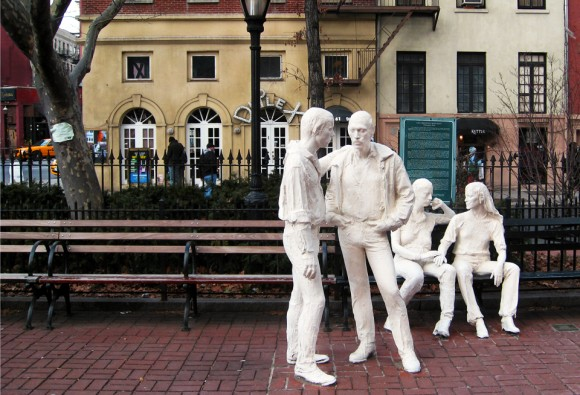 Segal 'Gay Liberation' - Christopher Park