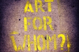 Art for Whom? (Bushwick)